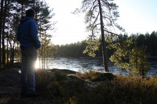 Nature Walk in Nuuksio National Park
