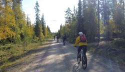 Activity week in Lapland