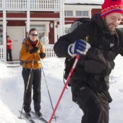 Ski Tour Week Rauhala-Pallas-Hetta