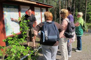 Guided Nature Trips in Nuuksio National Park
