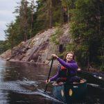 Wilderness Canoeing Adventure in Nuuksio National Park, foto: Outdoors Finland Etelä