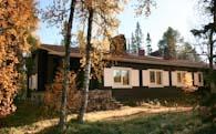 Jerishovi Lodge in Muonio, Lapland