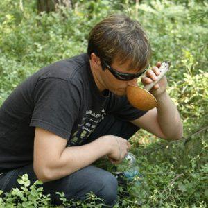 Mushroom hunting in Nuuksio