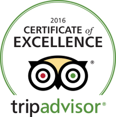 Feel The Nature - TripAdvisor Certificate of Excellence 2016