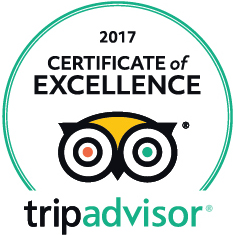 Feel The Nature - TripAdvisor Certificate of Excellence 2017