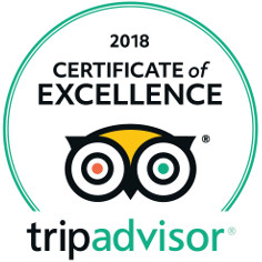 Feel The Nature - TripAdvisor Certificate of Excellence 2018