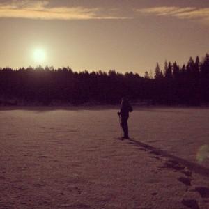 Full Moon Hiking in Nuuksio